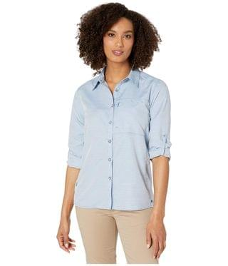Women's Canyon Long Sleeve Shirt. By Mountain Hardwear. 48.75. Style Deep Lake. Rated 5 out of 5 stars.