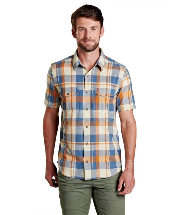 Men's Hookie Short Sleeve Shirt. By Toad&Co. 65.00. Style Desert.