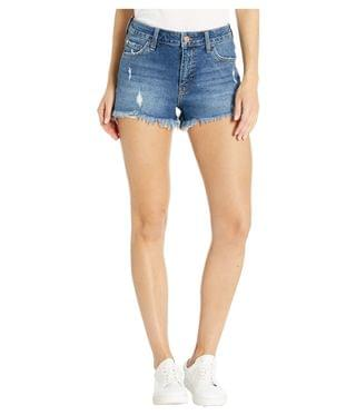 Women's Rosie High-Rise Shorts in Dark Ripped 90s Stripe. By Mavi Jeans. 78.00. Style Dark Ripped 90s Stripe.