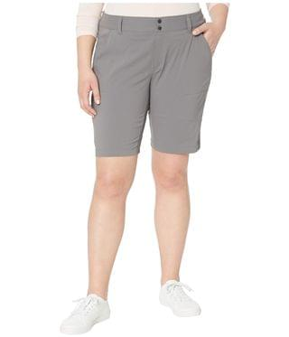 Women's Plus Size Saturday Trail Long Short. By Columbia. 44.94. Style City Grey. Rated 4 out of 5 stars.