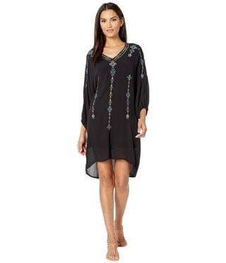 WOMEN Western Dress with Embroidery. By Wrangler. 49.95. Style Black.
