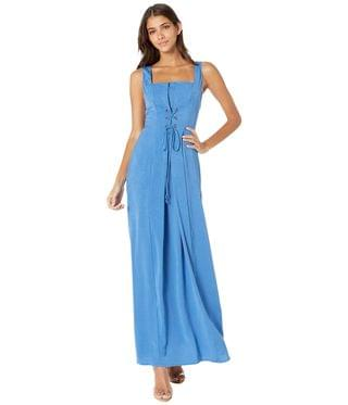 WOMEN Lace-Up Maxi Dress TRP6269171. By BCBGeneration. 82.80. Style Bright Cobalt.