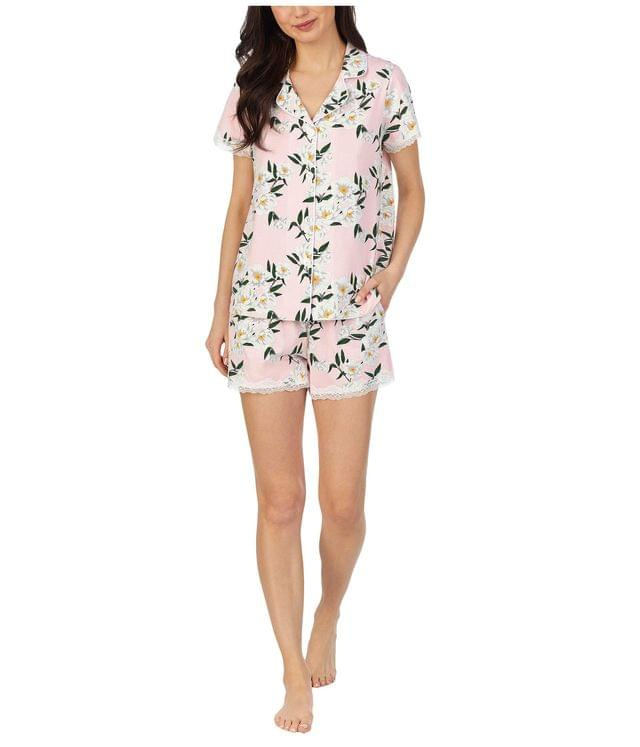 Women's Short Sleeve Classic Shorty Pajama Set. By BedHead Pajamas. 114.00. Style Fleur De L'Amour.