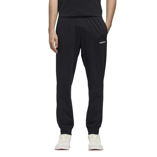 Men's Essential Single Jersey Jogger Pants. By adidas. 39.95. Style Black/White.