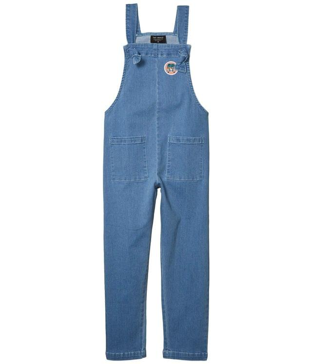 Girl's Love Bus Jumpsuit (Toddler/Little Kids/Big Kids). By Tiny Whales. 69.50. Style Stonewash.