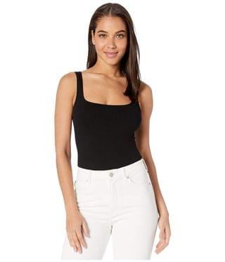 WOMEN Pamela Eco Rib Bodysuit. By Only Hearts. 76.00. Style Black.