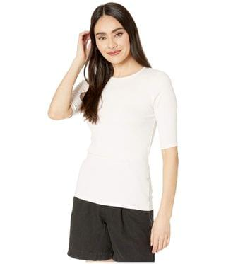 WOMEN Tara Ultra Rib Slim Crew Neck Tee. By Michael Stars. 58.00. Style Ballet. Rated 5 out of 5 stars.