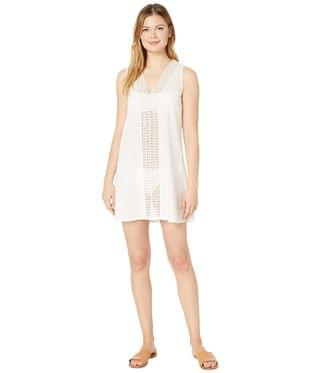 WOMEN Lace A-Line Dress. By Echo New York. 89.00. Style White.