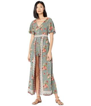 WOMEN Western Floral Maxi Dress. By Wrangler. 49.95. Style Sage.