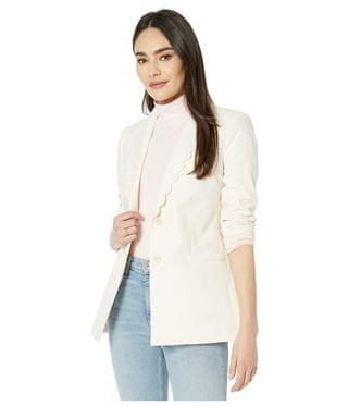 Women's Scalloped Suiting. By Rebecca Taylor. 377.30. Style Vanilla.