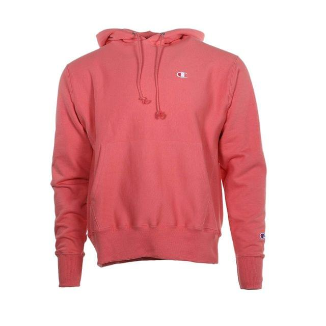 Men's Reverse Weave Pullover Hoodie. By Champion LIFE. 60.00. Style Citrus Pink. Rated 5 out of 5 stars.