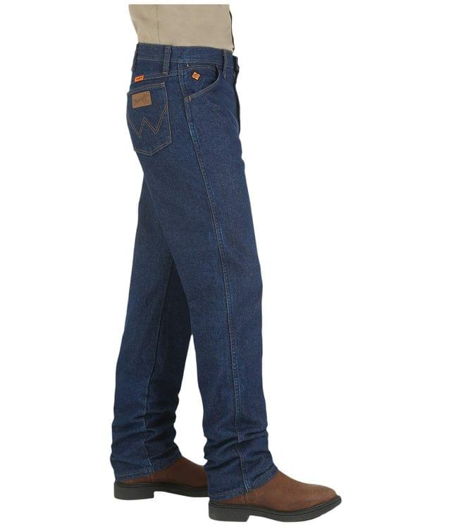Men's Flame Resistant Original Fit Cowboy Cut Jeans. By Wrangler. 79.95. Style Prewash.