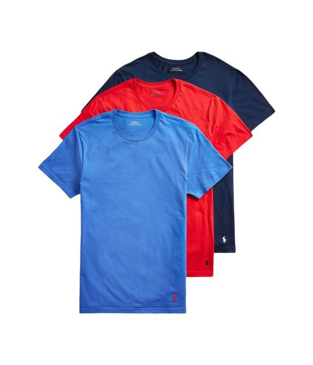 MEN P3 Classic Crews. By Polo Ralph Lauren. 42.50. Style Cruise Navy/RL2000 Red/Summer Royal.