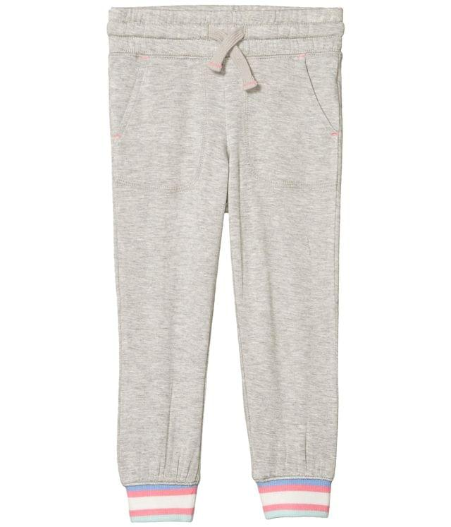 Girl's Stripe Cuff Joggers (Toddler/Little Kids/Big Kids). By Vineyard Vines Kids. 55.00. Style Light Gray Heather.