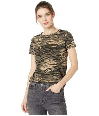 WOMEN Jigsaw Tiger Print BFF Tee. By n philanthropy. 97.20. Style Natural Tiger.
