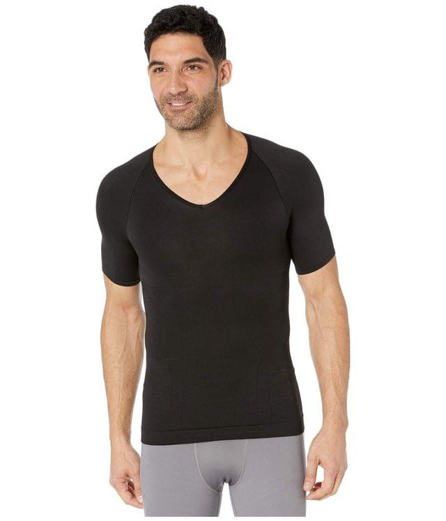 Men's Zoned Performance Compression V-Neck. By Spanx for Men. 78.00. Style Black. Rated 4 out of 5 stars.
