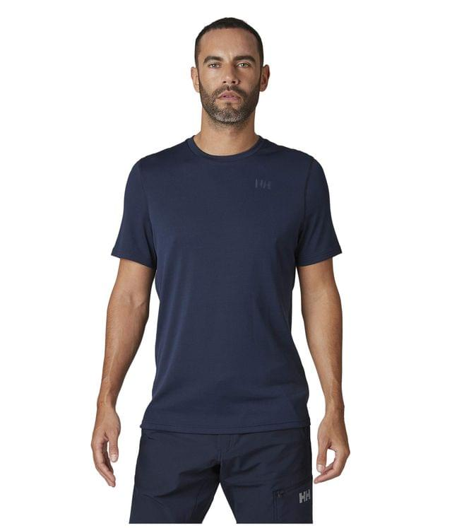 Men's Lifa Active Solen T-Shirt. By Helly Hansen. 50.00. Style Navy.