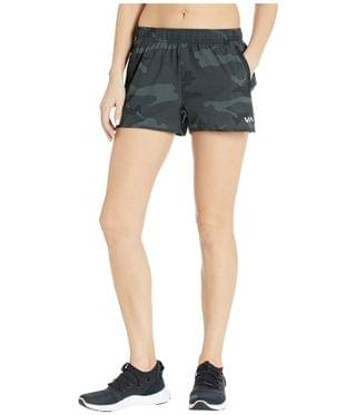 Women's Yogger Stretch Short. By RVCA. 50.00. Style Camo.