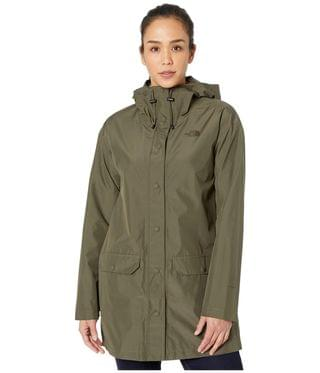 WOMEN Woodmont Rain Jacket. By The North Face. 96.70. Style New Taupe Green. Rated 5 out of 5 stars.