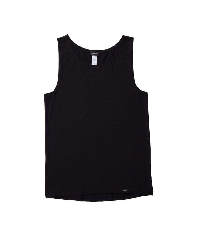Men's Natural Function Tank Top. By Hanro. 66.00. Style Deep Black.