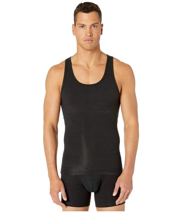 Men's Cotton Compression Tank. By Spanx for Men. 55.00. Style Black. Rated 5 out of 5 stars.