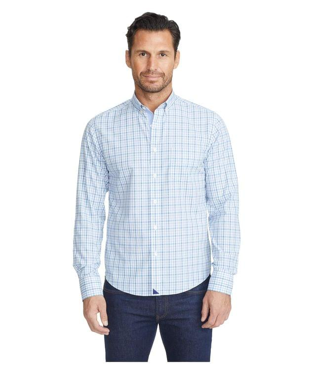 Men's Wrinkle-Free Vicchio Shirt. By UNTUCKit. 58.00. Style Blue.