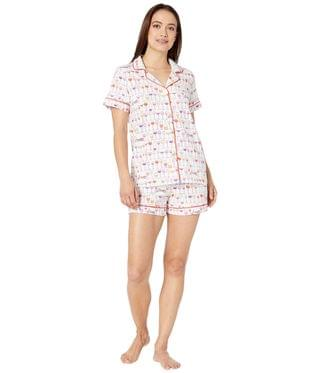 Women's Short Sleeve Classic Shorty Pajama Set. By BedHead Pajamas. 114.00. Style Happy Hour.