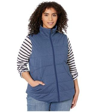 Women's Plus Size Visita Insulated Vest. By Marmot. 74.25. Style Arctic Navy Heather.