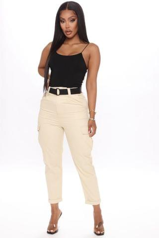 WOMEN Rules To Follow Jogger Pant - Khaki