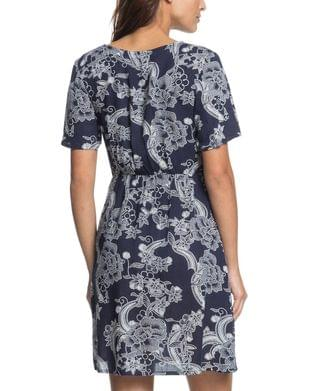 WOMEN Juniors' Summer On Top Printed Dress