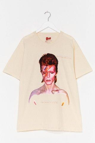 WOMEN Plus Bowie Graphic Tee