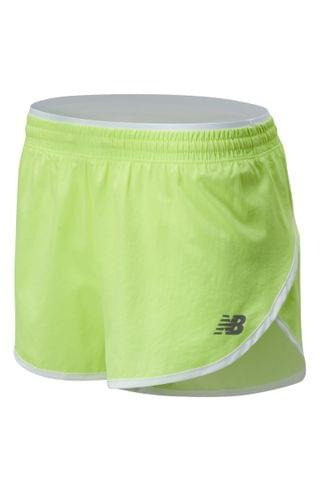 WOMEN New Balance Accelerate Running Shorts