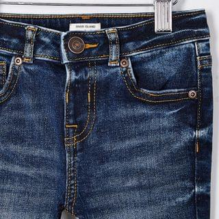 KIDS Mini boys jake dark blue regular jean