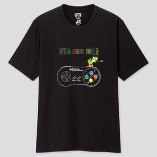 MEN Super Mario 35th Ut (Short-Sleeve Graphic T-Shirt)