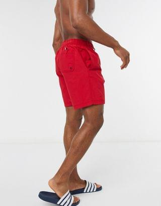 MEN Tommy Hilfiger the tommy swimshort in red