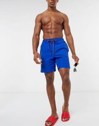 Tommy Hilfiger the tommy swimshort in blue