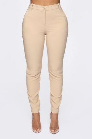 WOMEN Love At First Sight Pants - Khaki