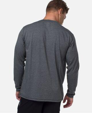 MEN Men's Activewear Viscose from Bamboo Long-Sleeve Shirt