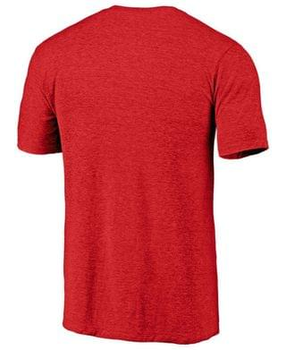 MEN Men's Detroit Red Wings Vintage Tri-Blend Prime Logo T-Shirt