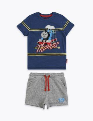 KIDS Cotton Thomas & Friends Outfit (2-7 Yrs)