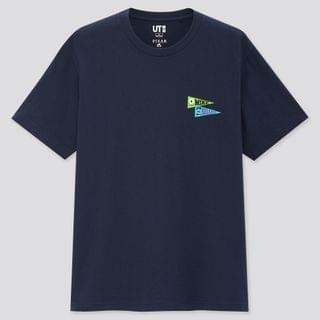 MEN Team Pixar Ut (Short-Sleeve Graphic T-Shirt)