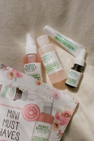 WOMEN Mario Badescu Mini Must-Haves Set - Rose Edition