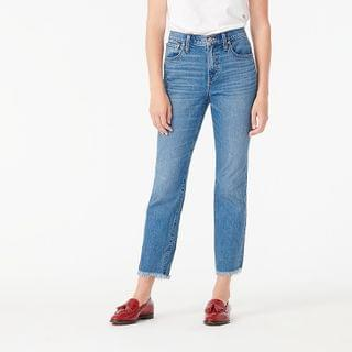 WOMEN Slim boyfriend jean in Creek wash