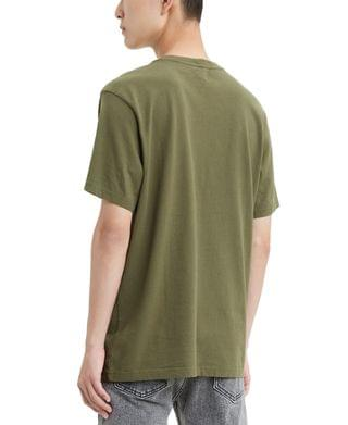 MEN Men's Limited Collection Chenille Boxtab T-Shirt, Created for Macy's