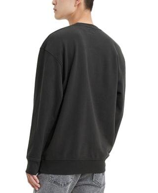 MEN Men's Limited Collection Chenille Boxtab Sweatshirt, Created for Macy's