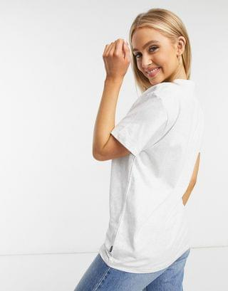 WOMEN Converse All Star relaxed fit t-shirt in white