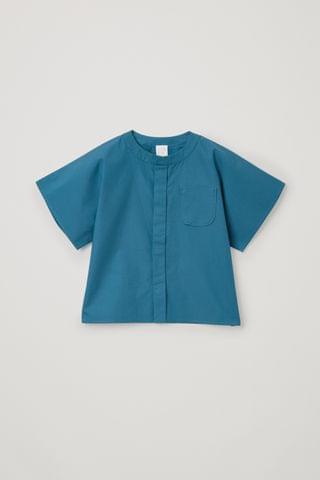 KIDSS SHORT-SLEEVED COTTON TOP