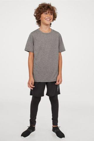 KIDS Sports Leggings with Shorts