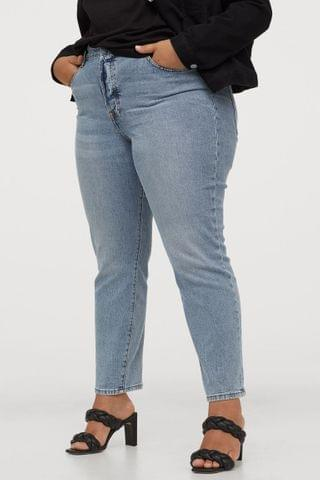 WOMEN H&M+ Mom High Jeans
