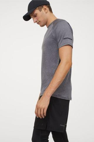 MEN Regular Fit Running Shirt